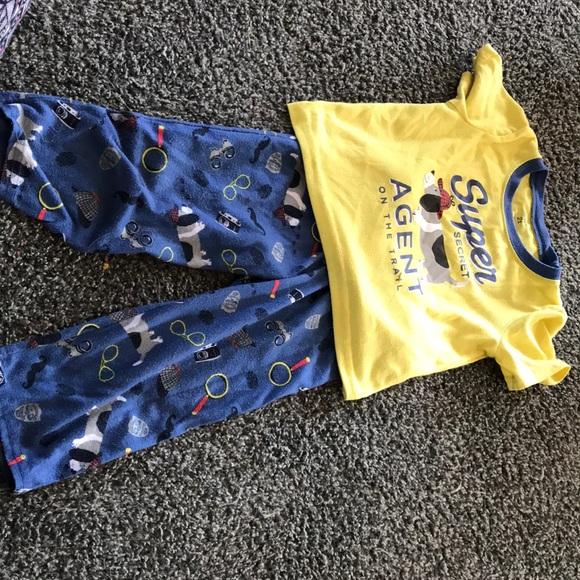 769a3ba23 Carters Toddler Boy Pajamas